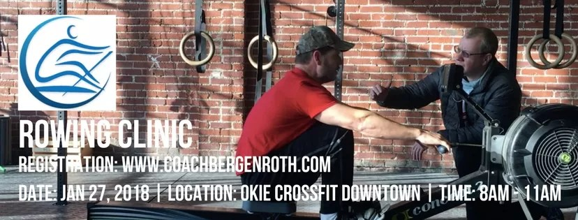 Rowing Clinic In Tulsa