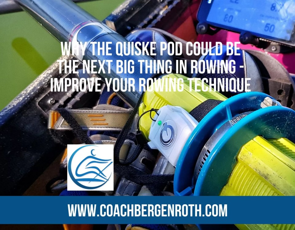 Quiske RowP App Rowing Coaching Improve Your Rowing Technique