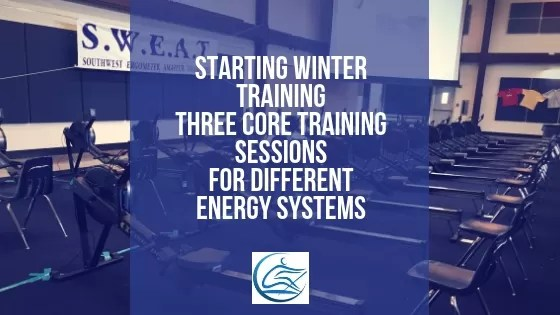 Rowing Machine Training Plans - Three Workouts For Different Energy Systems(1)