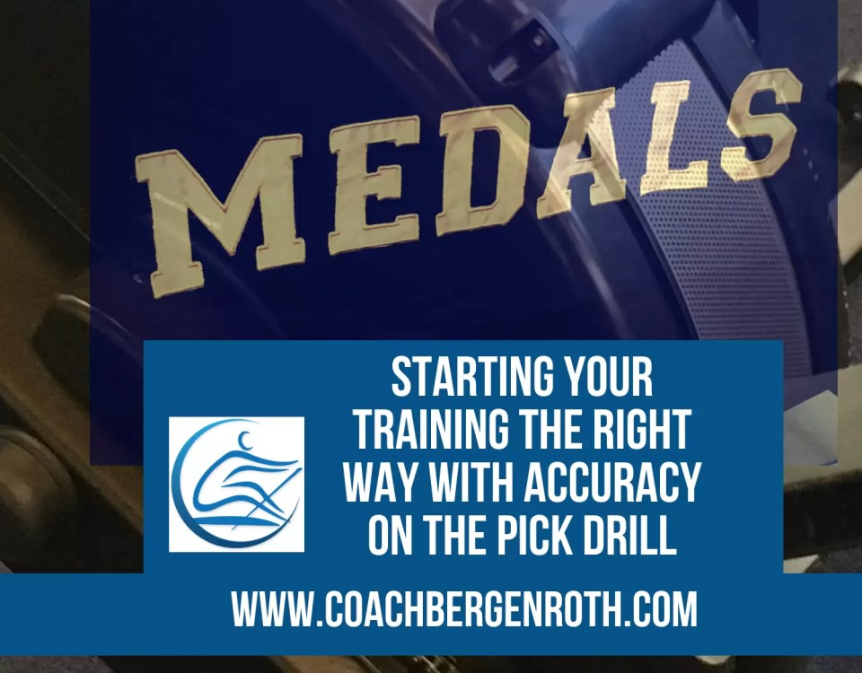 Pick Drill Rowing Clever Rowing