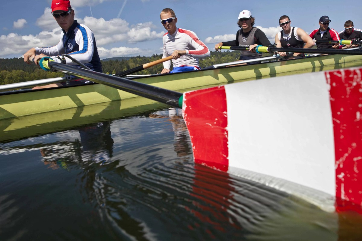 Jeremiah Brown - The Four Year Olympian - Rowing For Canada