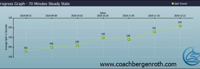 online rowing coaching training plan