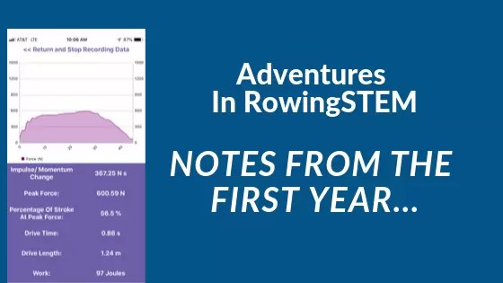 Adventures In RowingSTEM(3)