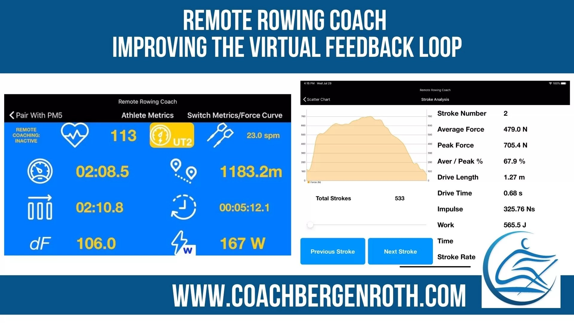 remote rowing coach virtual indoor rowing coach(1)