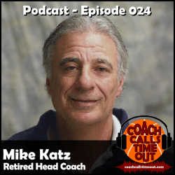 Mike Katz, Humber College - Coach Calls Timeout Basketball Coaching Podcast