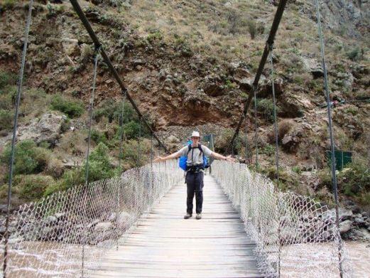 mini retirement - inca trail - More Money or More Options?