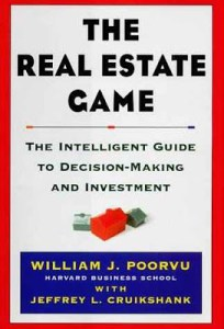 The Real Estate Game - Book Cover
