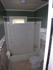 rent house appreciation - bathroom - before