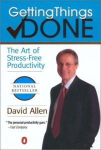 <em>Getting Things Done</em>, by David Allen