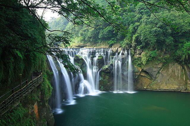 cash flow rental property - like waterfall