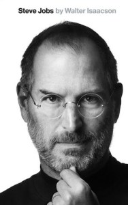 <em>Steve Jobs</em> by Walter Isaacson