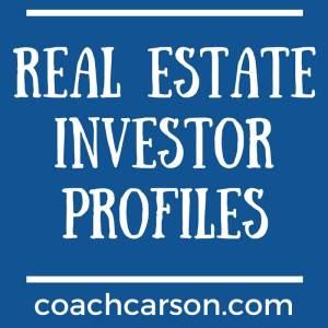 real estate investor profiles