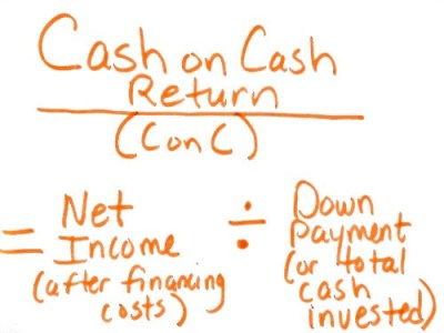 Cash on Cash Return - How to run the numbers For Rental Properties