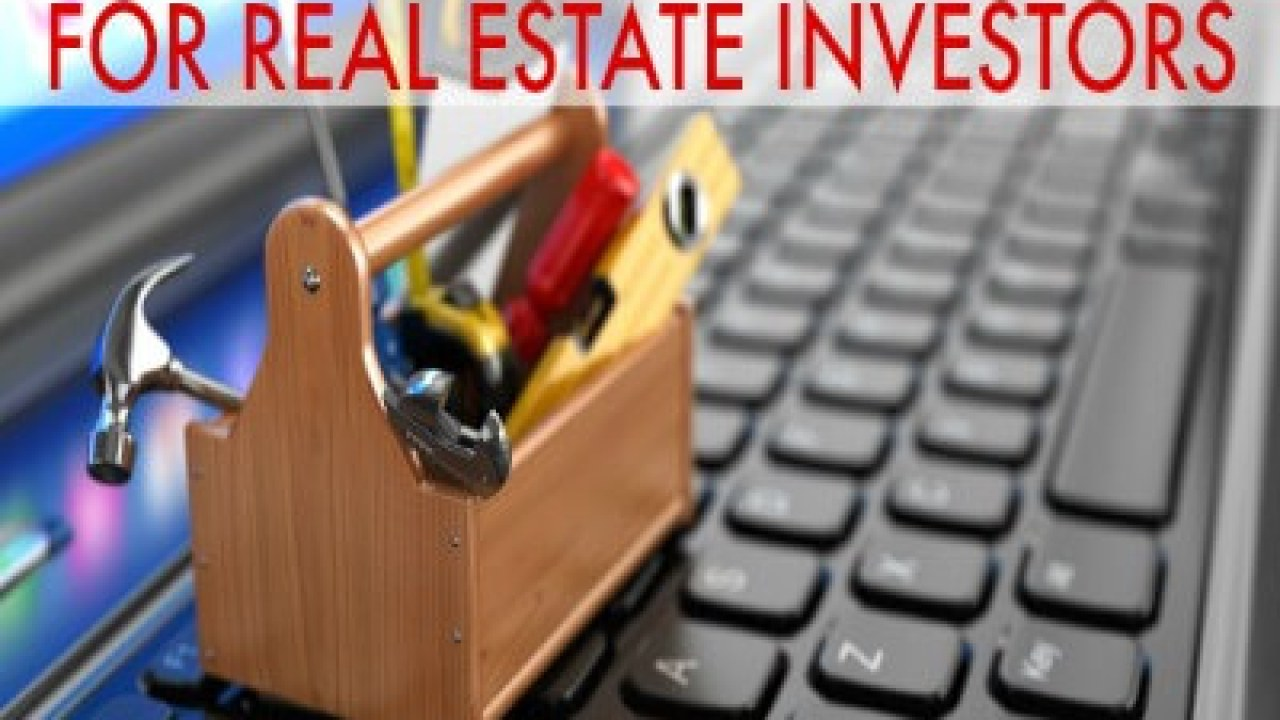 85 Recommended Tools & Resources For Real Estate Investors