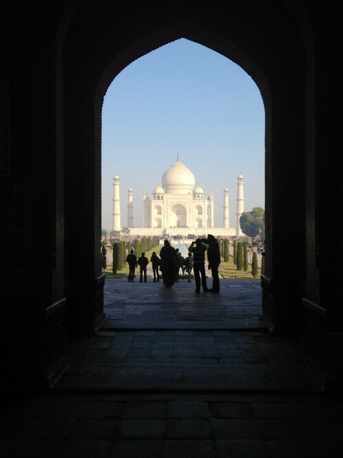 Investing in Expensive Markets - Guy on Fire - the Taj Mahal in India
