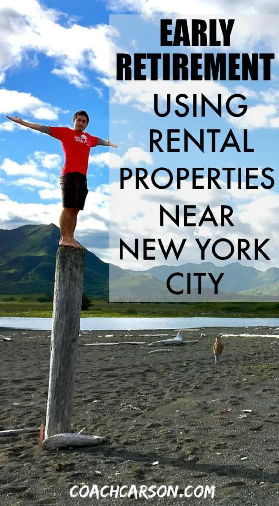 Early retirement using rental properties near new york city for New york city rental
