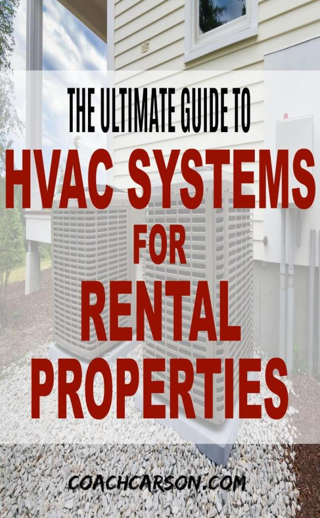 Ultimate Guide to HVAC Systems for Rental Properties- pinterest image