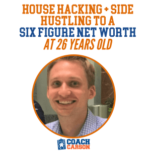 featured image - house hacking and side hustling