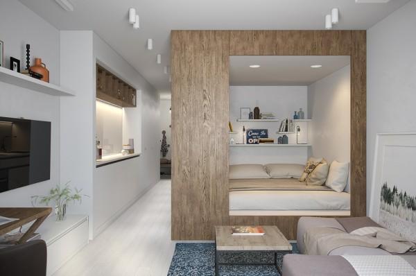 Mini pisos: Otros 30 metros muy bien aprovechados