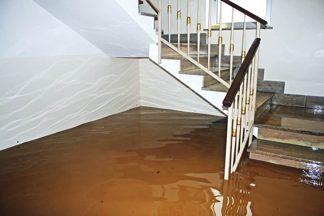 Palm Desert Water Damage Restoration Flooded Living Room