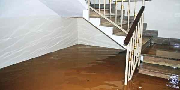 Palm Desert Water Damage Restoration Flooded Living Room