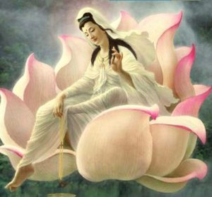 Kwan Yin, Reiki Master Teacher ~ Reiki Healing Session