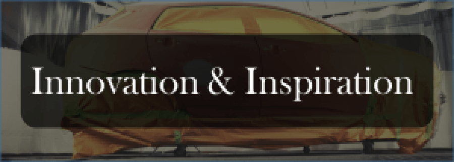 Articles about Innovation and Inspiration
