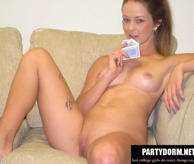 Teen College Girls Strip Nude
