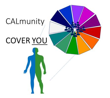 CALMUNITY COVER YOU