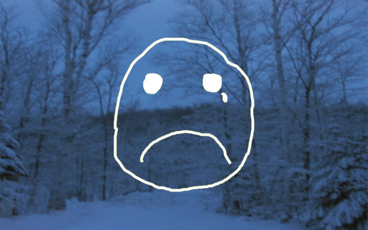 SAD Times: More Than a Case of The Winter Blues