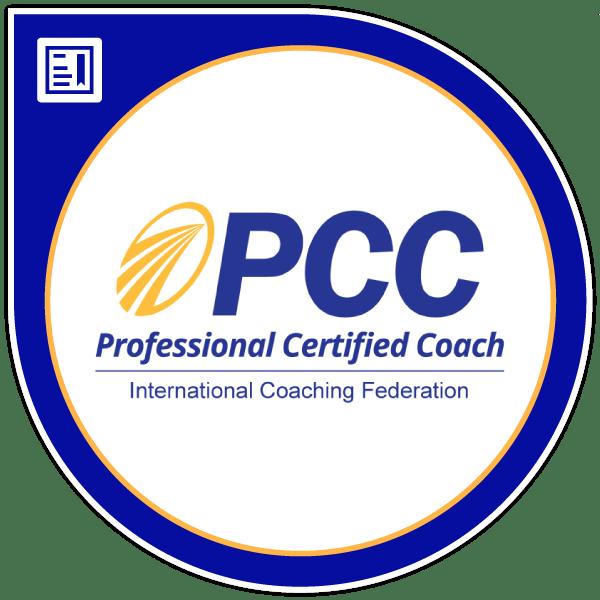 Mario Bucciarelli, Professional Certified Coach ICF