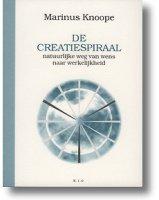 Afbeelding van boek: De creatiespiraal, Marinus Knoope, www.coachingmetsanne.com life coach Den Haag