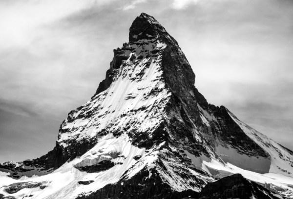 Afbeelding Matterhorn op coachingmetsanne.com coach den Haag gevoelens