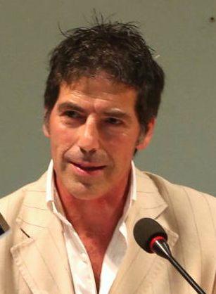 Giancarlo Fornei, durante una sua conferenza motivazionale a Verona (ottobre 2014)1