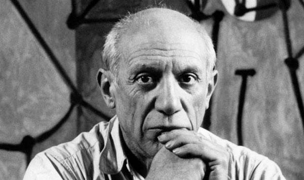 Il grande Pablo Picasso