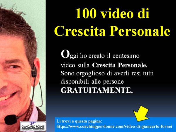 Video Crescita Personale Donne