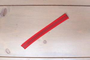 Nylon grip-lijn Rood