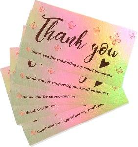 Thank You Cards Vendor