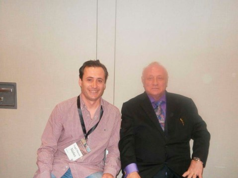 Richard Bandler (cocreador de la PNL)