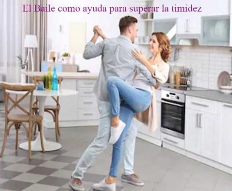 El baile como ayuda para superar la timidez