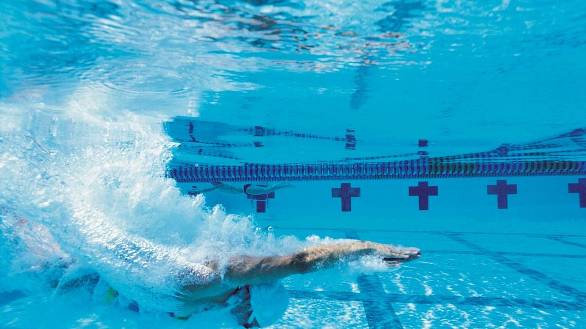 Saturday Swim Session: Swolf