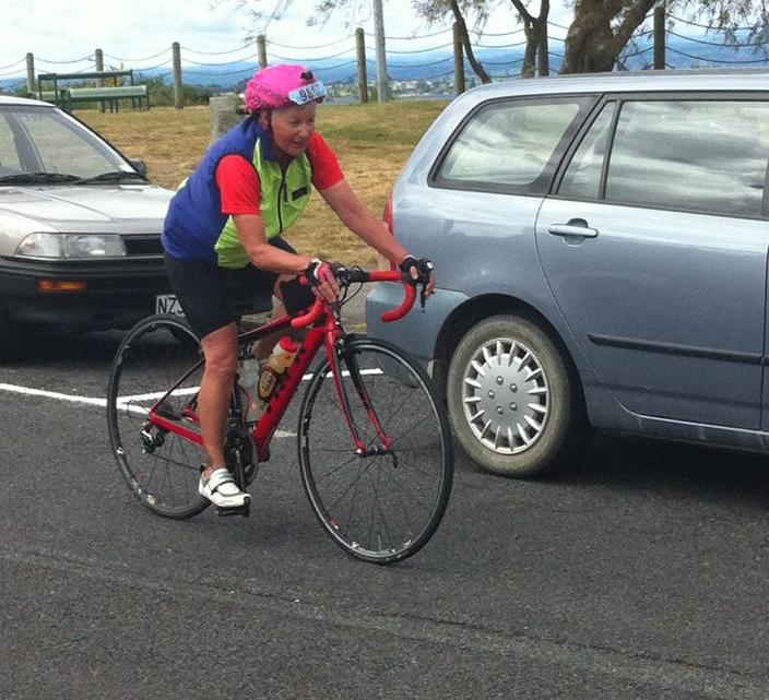 What does it take to ride the 640km Maxi Endurance as part of the Lake Taupo Cycle Challenge