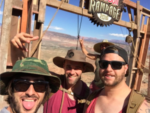 INSTABANGERS: RED BULL RAMPAGE DAY 2