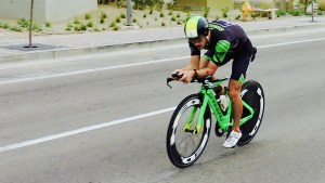 Power Analysis: How Lionel Sanders Broke the IRONMAN World Record