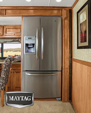 RV Residential Refrigerator Renovation rv furniture rv