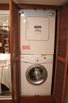 RV Washer and Dryer Renovation rv furniture rv washer