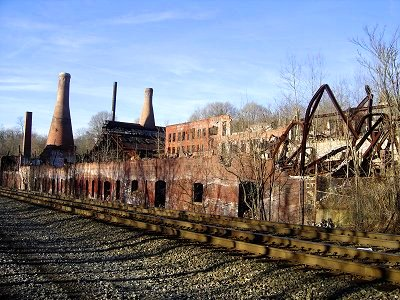 Image result for rust belt pennsylvania