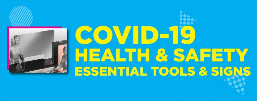 COVID-19 Health & Safety Tools
