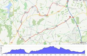 14.5M TT Course