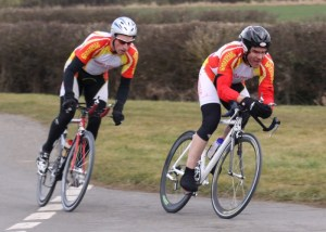 Wednesday Evening TT 4.3 miles - Cancelled @ Club House